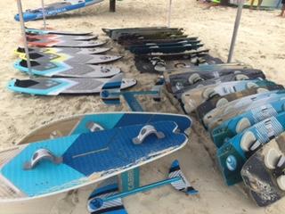 Wind-Adventures :: Kitesurf rental